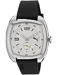 (CERTIFIED REFURBISHED) Puma  Analog White Dial Men's Watch - PU103081002