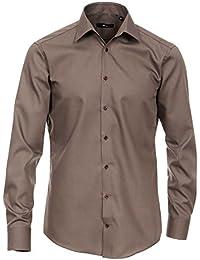 Venti Messieurs Chemise d'affaires Également disponible en grandes tailles 100 % coton