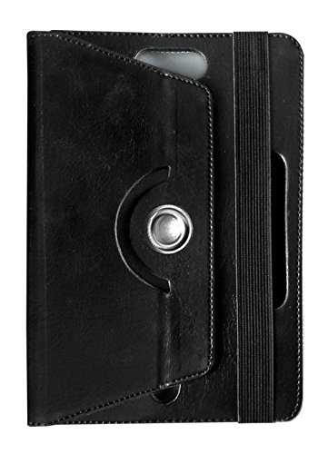 Fastway 360 Degree Rotating Tablet Book Cover For Milagrow PiPo TabTop M8 PRO (3G+16GB)- Black  available at amazon for Rs.349