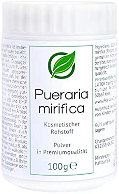 Pueraria mirifica | Cosmetic product | 100 grams
