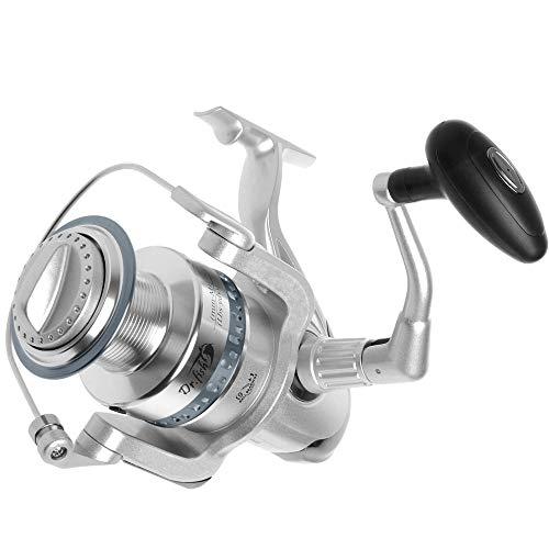 Grand moulinet Dr.Fish en aluminium très résistant -...