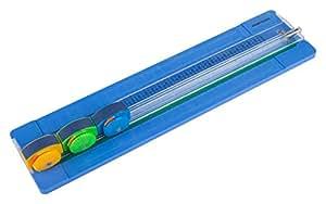Handy Crafts 32020Mini Ghigliottina Cutters, colore: blu (3pezzi)