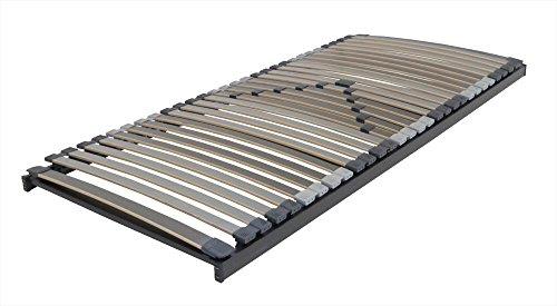 Betten-ABC Lattenrost XXL - Extra Stabil Max1, Verschiedene Ausführungen, belastbar bis zu 280 kg - Grösse XXL Starr (bis 200 kg) - Härtegrad 90 x 200 cm