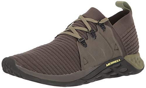 Merrell Herren Range Ac+ Sneaker, Grün Dusty Olive, 45 EU - Tabs Ac