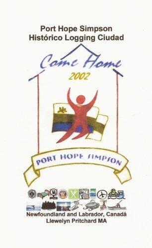 Port Hope Simpson Histórico Logging Ciudad (Port Hope Simpson Misterios Book 10) (Galician Edition) por Llewelyn Pritchard MA