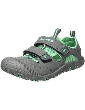 KangaROOS Unisex-Kinder Kangaspeed X5 Geschlossene Sandalen
