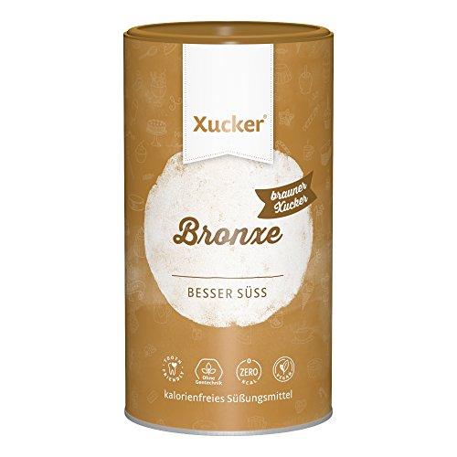 Xucker 1kg kalorienfreie natürliche Rohrzucker-Alternative, Erythrit aus Frankreich, Xucker Bronxe, 9939