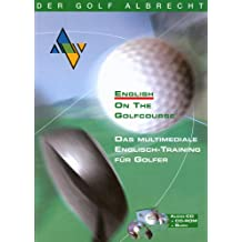 English on the Golf Course. CD, CD-ROM und Buch. Das multimediale Englisch-Training für Golfer.  (Lernmaterialien)