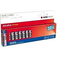 Pile Alkaline AA Agfa Digital Extreme Power, 1.5V, 2750 mAh, confezione da 50
