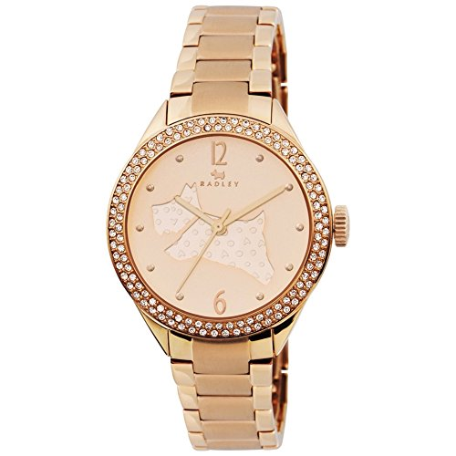 Radley RY4190 – Watch, Stainless Steel Strap Color Rose Gold Best Price and Cheapest