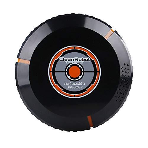 Chenang Intelligent Kehrender Roboter,(Batteriemodell) Saugroboter,hohe Reinigungsleistung, keine Verhedderungen und mit Dirt Detect (schwarz)