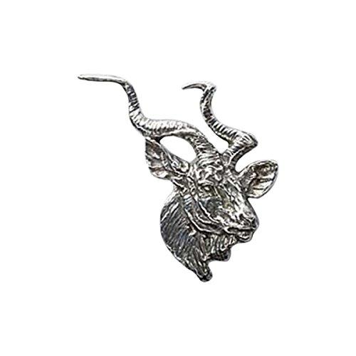 Zinn ~ Kudu ~ Kühlschrank Magnet ~ m106m (Kühlschrank-magnete Kudu)