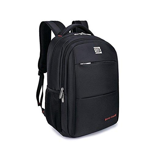 Imagen de evay 32l laptop  para portátiles ajusta hasta 15,6 pulgadas,  impermeables desgaste duradero resistentes bolsas de viaje del ordenador portátil   escuela de negocios de la  macbook computadora para los hombres y las muj alternativa