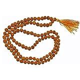 Sai Amrut Rudraksha Mala In 108+1 Beads (6 mm)