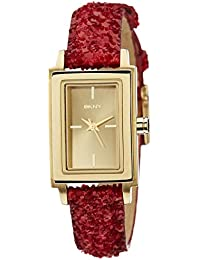 (CERTIFIED REFURBISHED) DKNY Analog Gold Dial Women's Watch - NY8711#CR