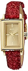 (CERTIFIED REFURBISHED) DKNY Analog Gold Dial Womens Watch - NY8711CR