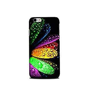 Mikzy Multicolour Printed Designer Back Cover Case for Iphone 6/6S