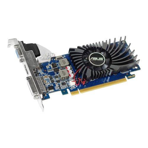 ASUS GeForce GT 610 1GB PCI-E N Grafikkarte,  2560 x 1600 Pixel, NVIDIA, 1024 MB, DDR3-SDRAM, 64 Bit (GT610-1GD3-L) (Nvidia Geforce Gt 1gb Ddr3)