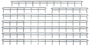 Faller - Valla para modelismo ferroviario N escala 1:160 (F272404)