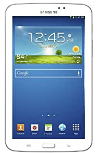 "Samsung Galaxy Tab 3 Version 3G Tablette Tactile 7"" (17,78 cm) Processeur 1,2 GHz 16 Go Android Jelly Bean 4.2.1 Wi-Fi Blanc"