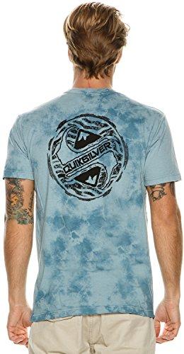 Quiksilver Herren T-Shirt Stone Blue