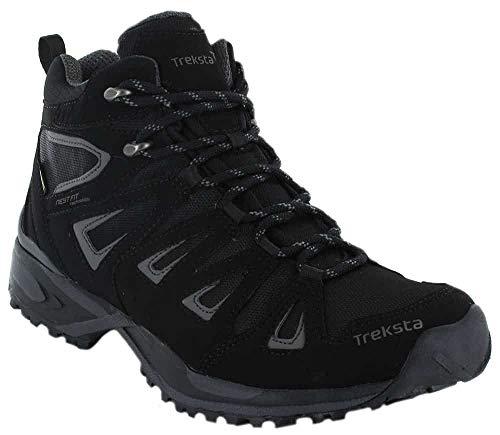 replicas disfrute del envío de cortesía calzado Treksta - Botas montaña Nevado Mid GTX - Negro, 44