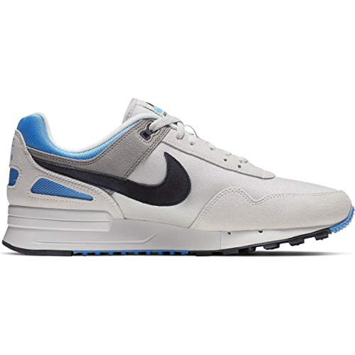 Nike Air Pegasus '89 Se, Zapatillas de Atletismo para Hombre, Bone/Black/Vivid Blue/Light Taupe 000, 38.5 EU