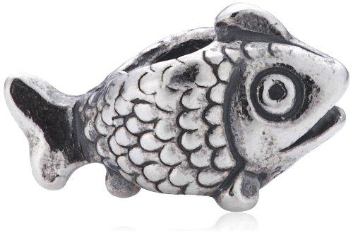 Trollbeads Silber Bead Fahnenbarsch
