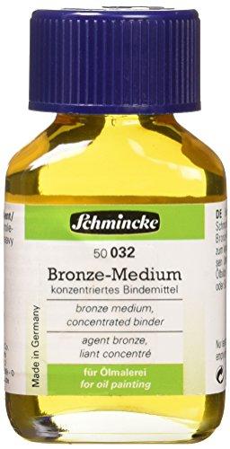 Schmincke 60ml Hilfsmittel Bronze Medium Pigmente 50 032 025 -