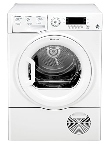 Hotpoint FTCD871GPY Freestanding A+ Rated Condenser Tumble Dryer - White