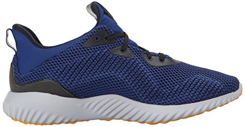 Adidas Performance pour homme Alphabounce M Chaussure de course à pied Mystery Ink/Black/Tactile Yellow