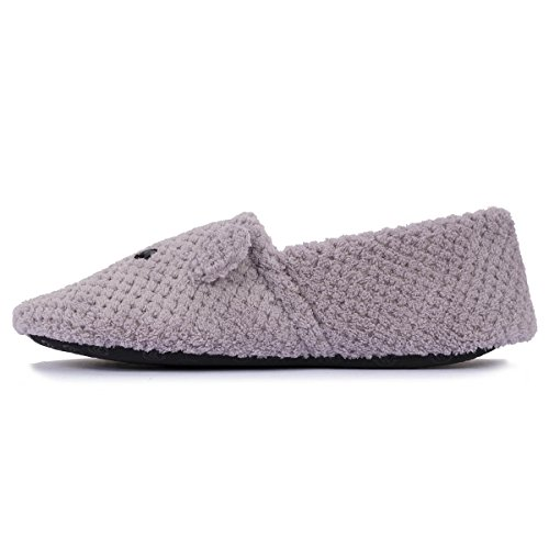 Isotoner ,  Pantofole Donna Malva