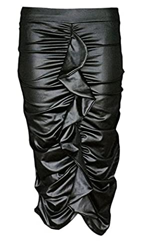 Comfiestyle - Jupe - Jupe - Femme - noir - 36