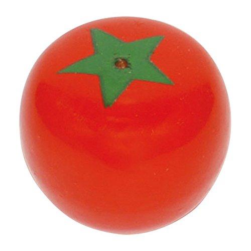Tomaten-schuhe (Legler 7055 - Tomate, Lebensmittel aus Holz, 12-er Set)