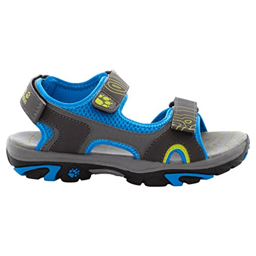 Jack Wolfskin Sandalen Lakewood Cruise Kids 4019071-1152 Brilliant Blue