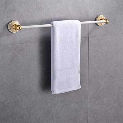Alluminio Spazio In Alta Barre Bianco Mensola Dell'asciugamano Di Regal Americana Portasciugamani Qualitätà Badezimmer Storage Organizer PuOkXZi