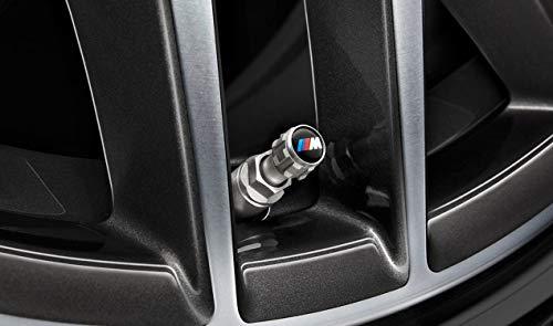 BMW, 36122447402, 4coprivalvola originali M Performance, coperture antipolvere per pneumatici di auto...