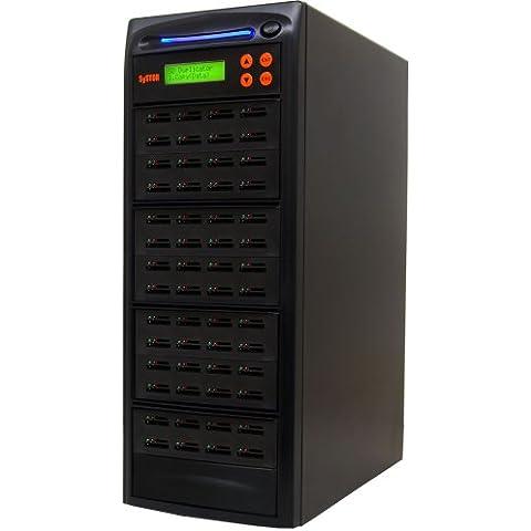 1 bis 55 SD / micro SD Karte mehrere Laufwerk Kopierstation