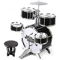 X-CAT Golpes De Batería para Niños Instrumentos Musicales Regalos Jazz Batería Principiantes Entrenamiento Musical