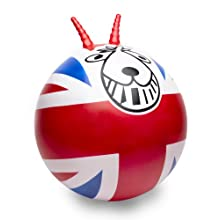 Funtime Gifts Union Jack Hopper