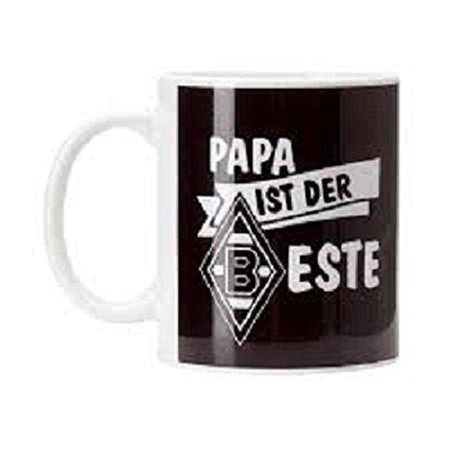 """VFL Borussia Mönchengladbach Tasse """" Papa ist der Beste """""""