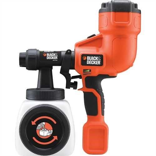 Black & Decker HVLP Hand Held Paint Sprayer - Black & Decker Sprayer