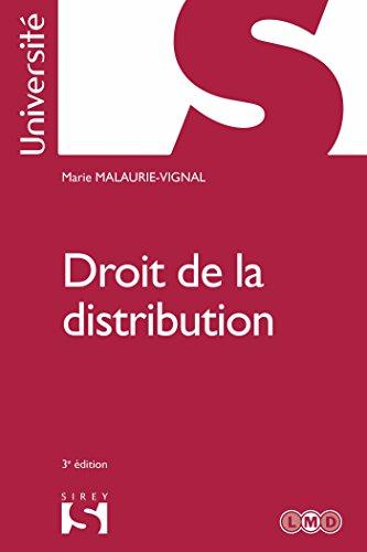 Droit de la distribution (Université)