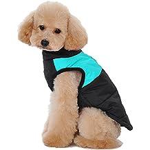 Treat Me Moderno Abrigo para perros, ropa para perros de invierno,chaqueta para perro