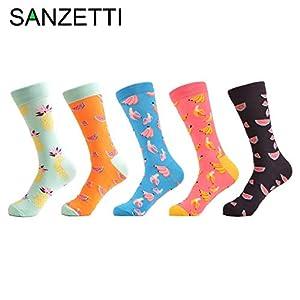 LILIKI@ 5 Paare/Los Klassische Kreative Punkte Frauen Mode Socken Casual Life Hause Lustige Crew Socken Für Geschenke
