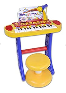 Bontempi 13 3242 Instrumento Musical de Juguete Piano Juguete Musical - Juguetes Musicales (Instrumento Musical de Juguete, Piano, 3 año(s), Niño/niña, Tocar
