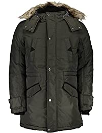 Uomo Abbigliamento it E Amazon Guess Cappotti Giacche 7qXcHR