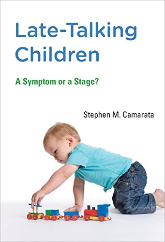 Late-Talking Children: A Symptom or a Stage? (The MIT Press) (English Edition) por Stephen M. Camarata