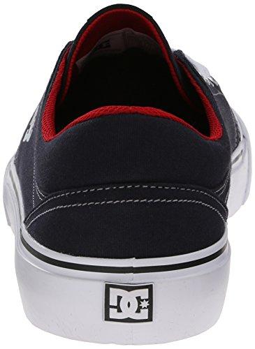 DC Shoes Trase Tx, Baskets mode homme Bleu