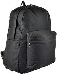 Hi-Tec Mens Backpack Black